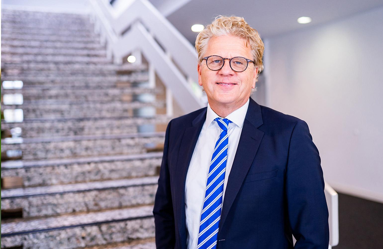 VWA Münster stellvertretender Studienleiter Prof. Dr. Johannes-Schwanitz