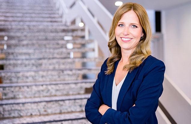 VWA Münster geschäftsführende Direktorin Anna-Lena Abbenhaus